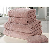 Zero Twist Bath Sheet - Pink