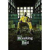 BREAKING BAD COMPLETE SERIES (REPACKAGE) DVD 21disc