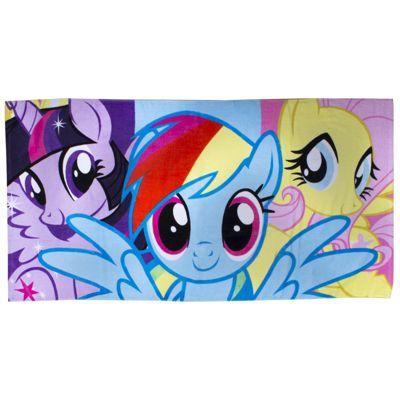 My Little Pony Dash Beach Towel