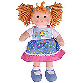 Bigjigs Toys Ellie 38cm Doll