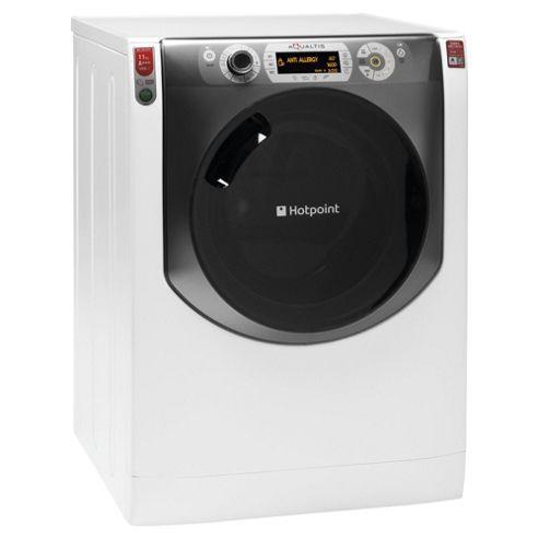 Hotpoint AQ113DA 697E UK 11kg, 1600 rpm Washing Machine - White