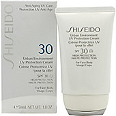 Shiseido Urban Environment UV Protection Cream 50ml SPF30
