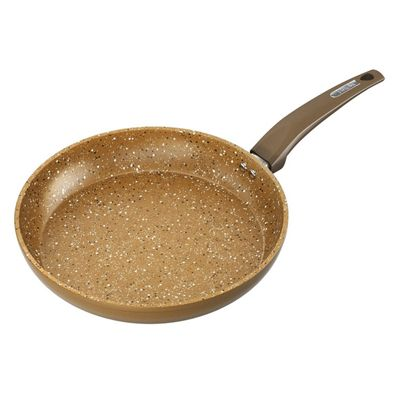 Tower 28cm Forged Fry Pan - Gold