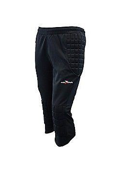 Precision Gk 3/4 Pant - Black