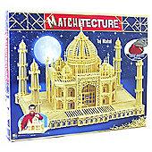 Matchitecture Taj Mahal Matchstick Kit