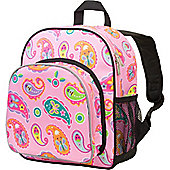 Toddler Backpacks- Pink Paisley