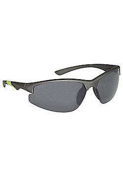 F&F Wrap Around Sunglasses - Grey