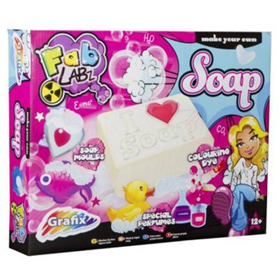 Grafix Fab Labz Make Your Own Soap