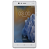 Tesco Mobile Nokia 3 Silver