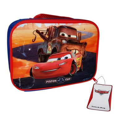 Disney Cars 3 Insulated Lunch Bag