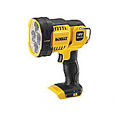 DeWalt DCL043 XR LED Spotlight 18 Volt Bare Unit