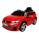 VW GTI Kids Electric Ride On Car Red Electric Car for Kids