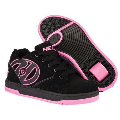 Heelys Propel 2.0 - Black/Hot Pink - Size - UK 12