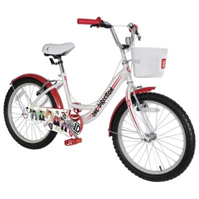 Buy One Direction 20 Kids Shopper Bike From Our 20 Inch Kids