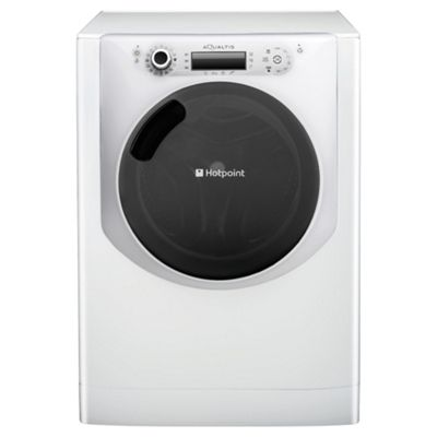 Hotpoint AQ113DA697I Washing Machine, 11kg Load, 1600 RPM Spin, A+++ Energy Rating, White