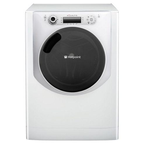 Hotpoint AQ113DA697I Washing Machine, 11kg Load, 1600 RPM Spin, A+++ Energy Rating, White