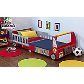 KidKraft Fire Truck Bed