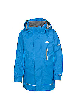 Trespass Boys Prime 3in1 Waterproof Jacket - Blue