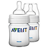 AVENT Airflex PP Bottle 125ml/4oz (Twin Pack)