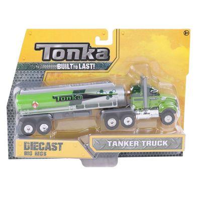 Tonka Big Rigs - Tanker Truck