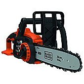 BLACK+DECKER 18V Electric Chain Saw, 25cm Bar - Without Battery