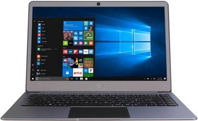 Gemini NC14 Pro 14.1 FHD IPS Intel Celeron 4GB RAM 256GB SSD, Win10 Pro Aluminium Slim Laptop, NC14V1008-256