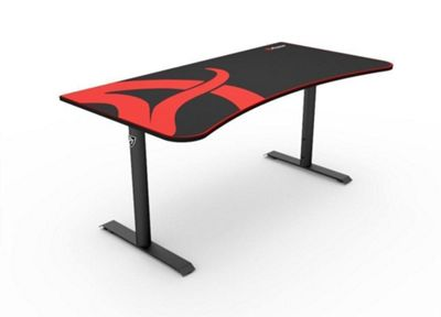 Arozzi Arena Gaming Desk - Black