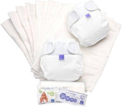 Bambino Mio Miosoft Reusable Nappy Set - Size 1