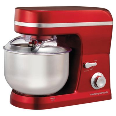 Morphy Richards Red Kitchen Machine