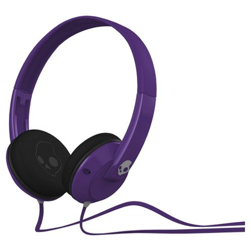Skullcandy Uprock On-Ear Headphones - Purple