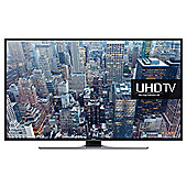 Samsung UE55JU6400 Smart 4K Ultra HD 55 Inch LED TV with Built-In WiFi and Freeview HD