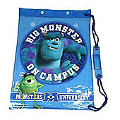 Monsters University 'Big Monster On Campus' Swim Bag