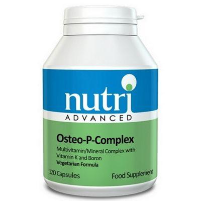 Nutri Ltd Osteo P Complex 120 Capsules