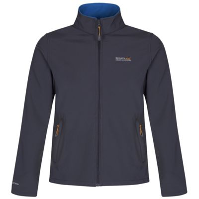 Regatta Cera lll Jacket Mens Iron/OxfBlue 5XL