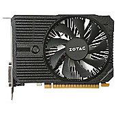 Zotac GeForce GTX 1050 Ti 4GB Mini Graphics Card