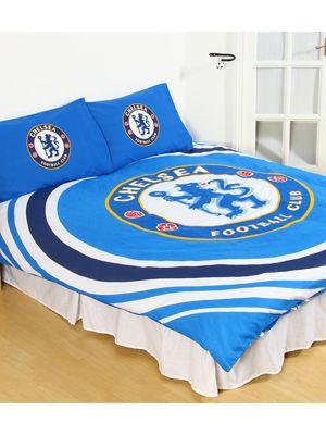 Chelsea FC Pulse Double Duvet Cover Set