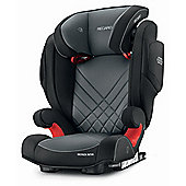 Recaro Monza Nova 2 Seatfix Car Seat - Carbon Black