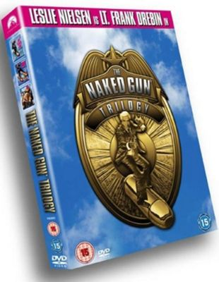 The Naked Gun Trilogy (DVD)