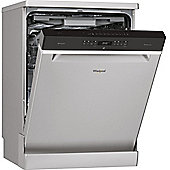 Whirlpool WFO3P33DLX 14-Place Dishwasher, Stainless Steel