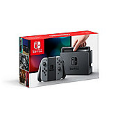 Nintendo Switch Console (Grey)