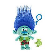 DreamWorks Trolls Mega Soft Toy Keychain - Branch