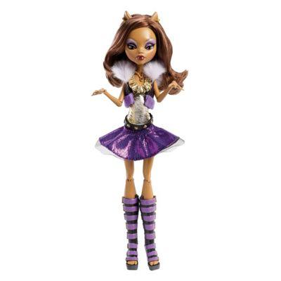 Monster High Ghouls Alive - Clawdeen Wolf - Mattel