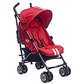 Easywalker MINI Buggy Fireball Red - Including Raincover and Footmuff