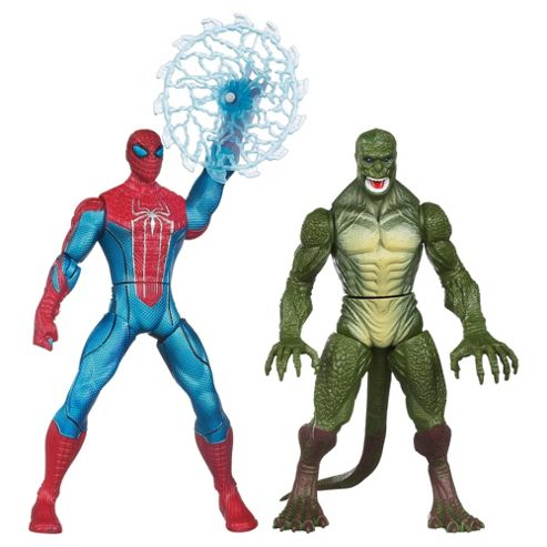 Spiderman Sewer Chase 2 Pack Battlers