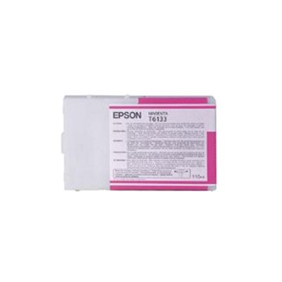 Epson T6133 Magenta Ink Cartridge (100ml)
