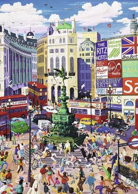 London - Piccadily Puzzle