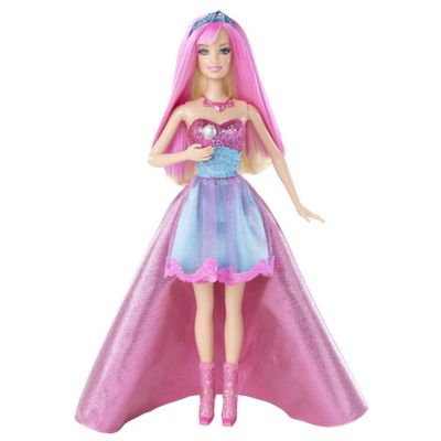 Barbie Princess & Popstar tori Doll