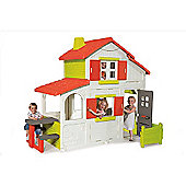 Smoby Floralie Duplex House