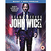 John Wick Chapter 2 Blu-ray
