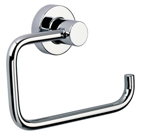 Sonia Tecno Project Open Toilet Roll Holder in Chrome